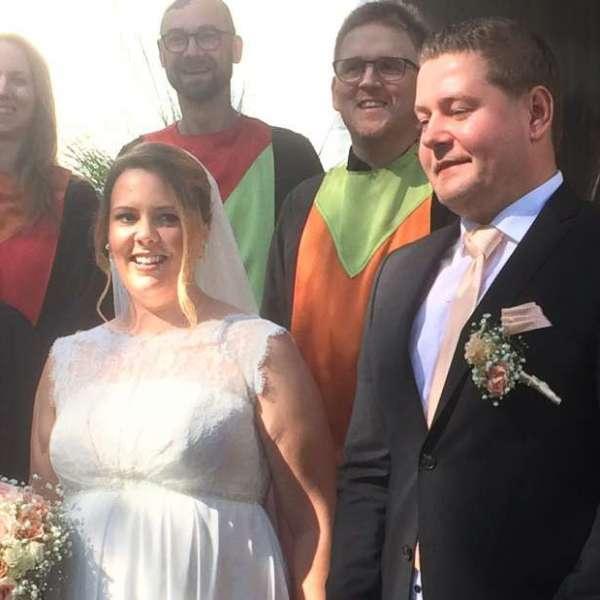 Gospelchor-Children-of-Joy-Hochzeit in LE-Leinfelden
