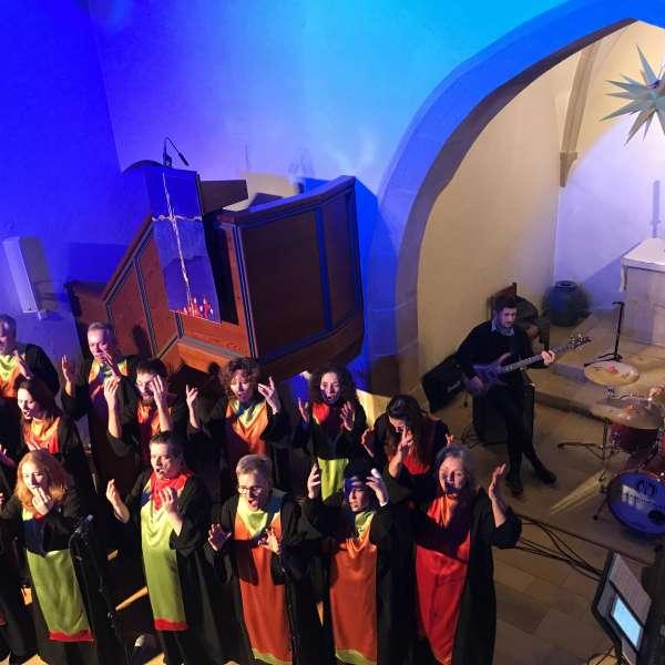 20191207 Gosplechor Musberger Kirche 014
