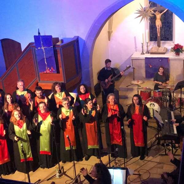 20191207 Gosplechor Musberger Kirche 040
